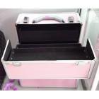 Кейс для косметики (розовый)