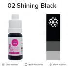 02 Shining Black