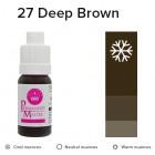 27 Deep Brown